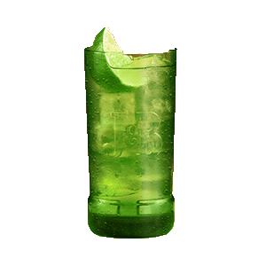 coctel con whisky jb ginger ale