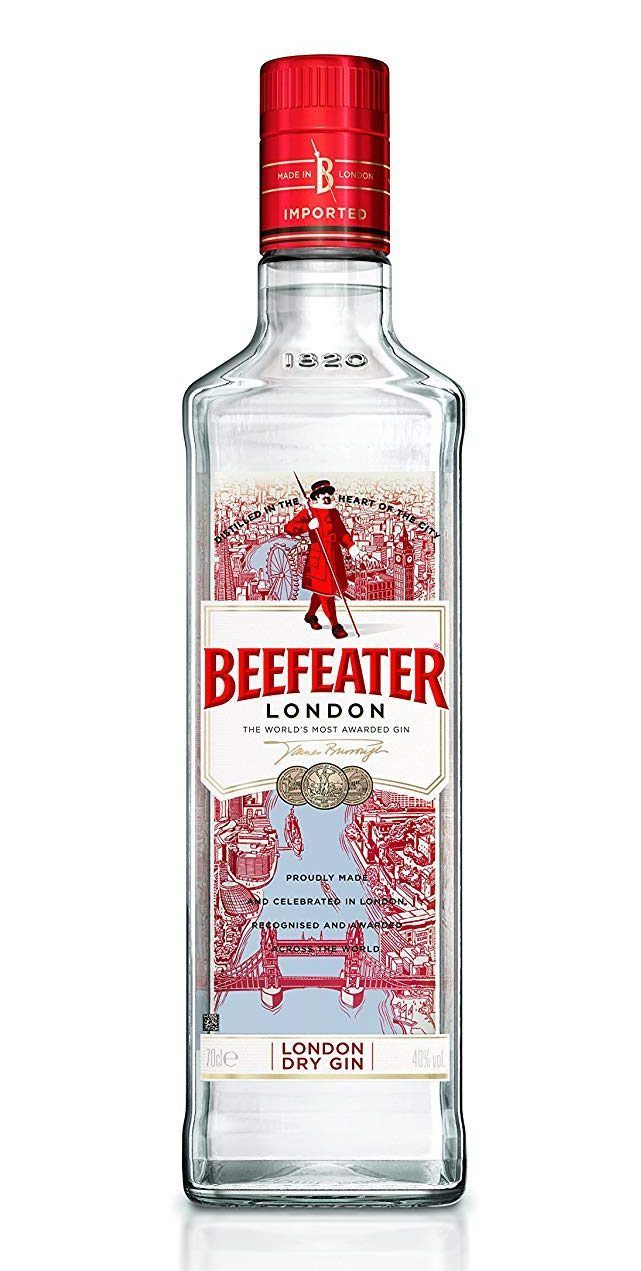 Ginebras Beefeater London Dry Gin