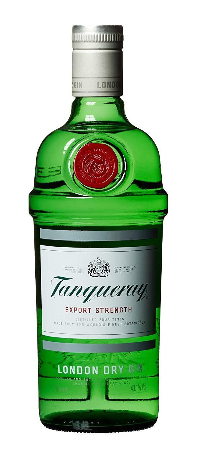 Ginebras Tanqueray London Dry Gin