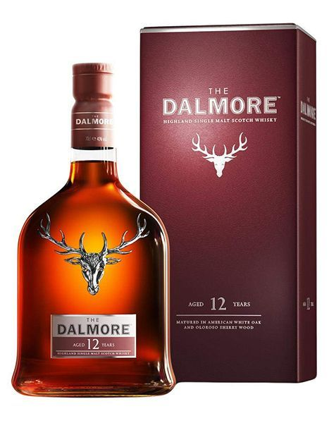 Whisky dalmore 12